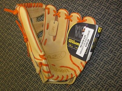 "NWT 12"" Wilson A2K DW5 Baseball Glove DAVID WRIGHT"