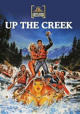 Up The Creek DVD - Tim Matheson, Dan Monahan, Sandy Helberg, Stephen Furst