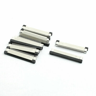 10Pcs 0.5mm 40-Pin Single Row FFC FPC Ribbon Connector for Computer Port