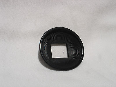 Genuine round  rubber CANON EYE-CUP for  older Canon SLR film cameras Eyecup FD