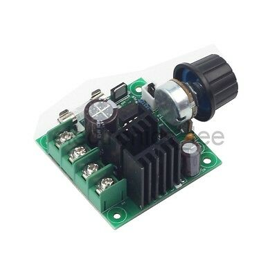 9V-50V 10A Pulse Modulation PWM 13khz DC Motor Adjust Speed Control Switch