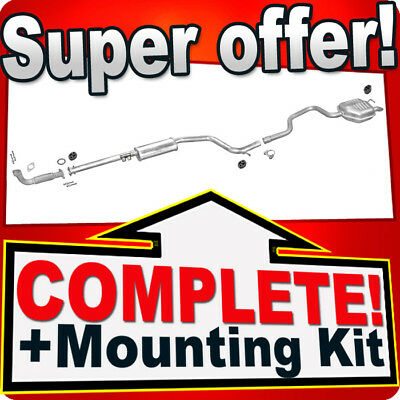 FORD MONDEO Mk3 2.0D Exhaust Pipe Front 00 to 07 BM 1115189 1148395 1149869 New