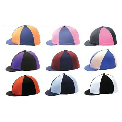 Riding Hat Silk Skull Cap covers One size Fits all Various colour Free postage