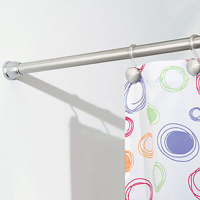 Forma Tension Shower Rod - Stainless Steel