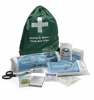 Robinson First Aid Kit for the Horse and Rider