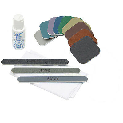 Micro-Mesh Craft Kit Polishing Kit DT705310 Soft Pads with Abrasive Woodworking