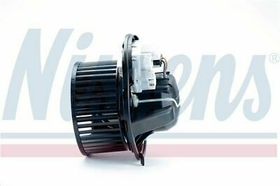 Nissens 87062 Blower Motor fit BMW 3-SERIES E90   05-