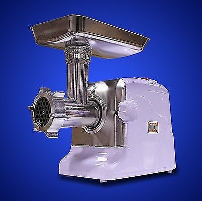 New MTN Power 3000W Electric Meat Grinder Sausage Stuffer Free Tubes Metal Gear