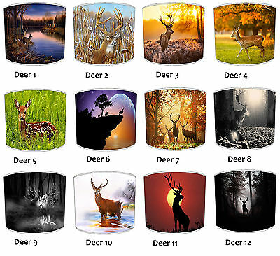 Lampshades Ideal To Match Stag Cushions Deer Wallpaper Stag Wall Art Stag Murals