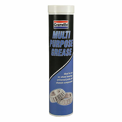 Granville Multi Purpose LM2 Lithium Grease Quality Lubricant 400g Cartridge
