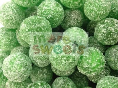 *Barnetts Mega Sour Apples Wholesale Pick n Mix Wedding RETRO SWEETS CANDY