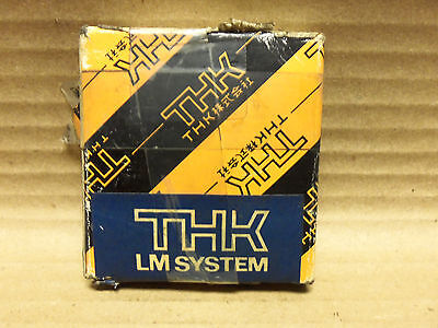 New Mini Thk Linear Guide Rail W/ Bearing Block Rsr9Uu-55L Packge Of 2