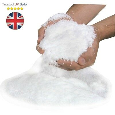 Instant Xmas Magic Snow Powder Reusable Artificial Christmas Decoration Fake  ML