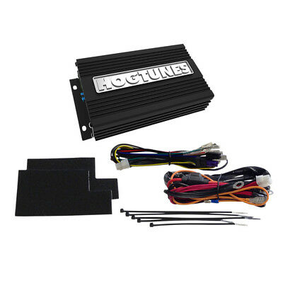 Hogtunes Rev Series 200 watt 2 Channel Amp Kit 1998-2013 Harley-Davidson Touring