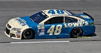 #48 Jimmie Johnson Lowes Darlington 2015 1/25th - 1/24th Scale Waterslide Decal