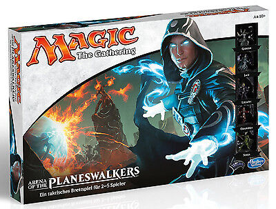 Magic the Gathering MtG Zusammenkunft Arena of the Planeswalkers Brettspiel NEU