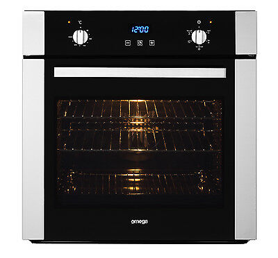 NEW Omega 60cm Electric Wall Oven OO686X