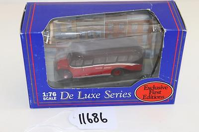 EFE OO 1:76 SD Bus Bedford OB coach Wilts & Dorset 20114DL FNQHobbys 11686