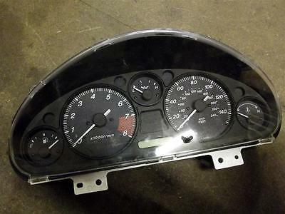 Instrument panel dial set cluster, Mazda MX-5 mk2 NB NC30, UK MX5 5-speed, USED