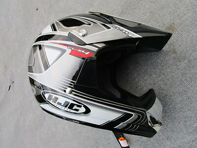 HJC CL - X 4  Sturhelm , Moto Cross-Enduro-Supermoto
