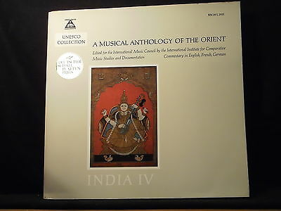 V.A. -  The Music of India 4 - Karnatic (A Musical Anthology Of The Orient 21)
