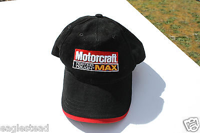 Ball Cap Hat - Motorcraft - Max - Ford Auto Battery Parts (H1340)