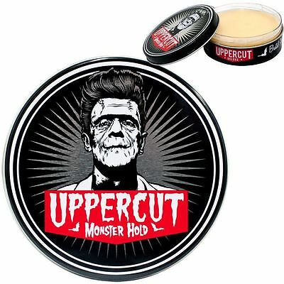 Uppercut Deluxe Monster Hold Hair Wax Mens Grooming Styling Product FREE POST