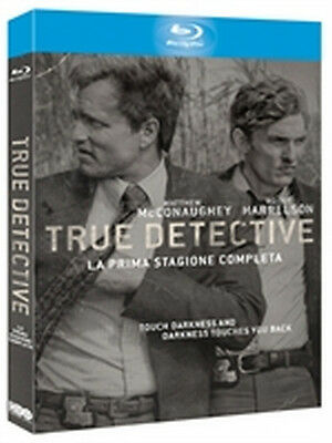 True Detective - Stagione 1 (4 Blu-Ray Disc)