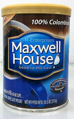 Maxwell House 100% Colombian Ground Coffee 10.5 oz