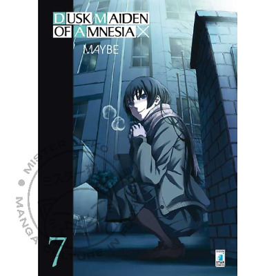 Manga - Dusk Maiden of Amnesia 7 - Star Comics