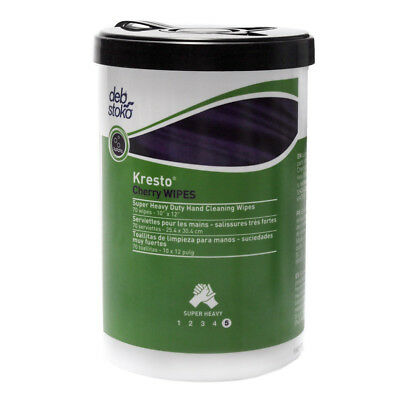 Kresto Cherry Hand Cleaning Wipes (70/Tub)