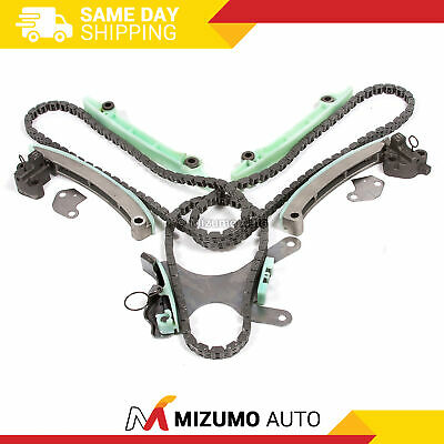 Timing Chain Kit w/o Gears Fit 4.7 Dodge Ram 1500 Dakota Durango Jeep