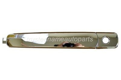 fits Nissan Outside Outer Exterior Door Handle Chrome Driver Side Front