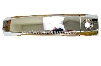 fits Infiniti Nissan Outside Outer Exterior Door Handle Chrome Driver Side Front