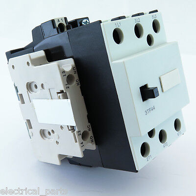 New Replacement Contactor Fits Siemens Cn 3Tf44 22 24V Ac Coil