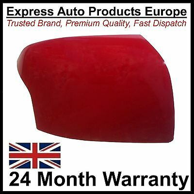 Ford Focus 2005-2008 Wing Mirror Cover FOR indicator Colorado Red Right