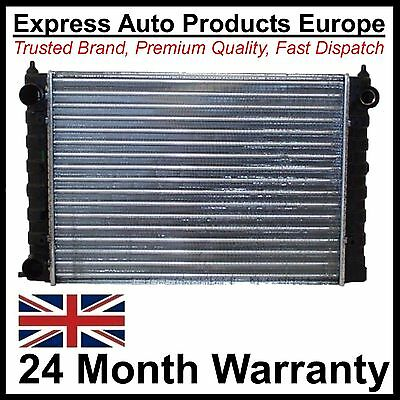 VW Golf Mk2 Jetta Mk2 Golf Convertible Scirocco 1.5 1.6 Radiator 430 x 322mm