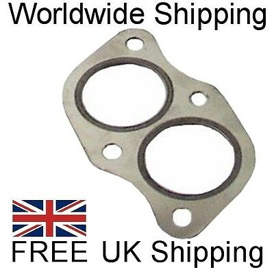 Exhaust Front Pipe Gasket VW Passat Polo 1.3 1300cc 86c