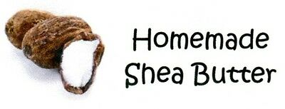 Shea butter Nuts Address Labels