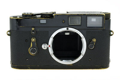 Leica M2 Camera Body Black Paint