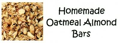 Oatmeal and Almonds Address Labels