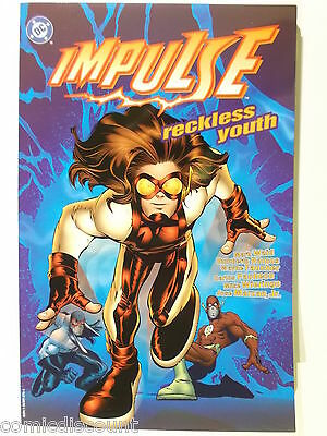 US DC IMPULSE : RECKLESS YOUTH ( Paperback, 1.Auflage )