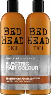 TIGI - Bed Head - Colour Goddess Shampoo & Conditioner Tween x 750ml