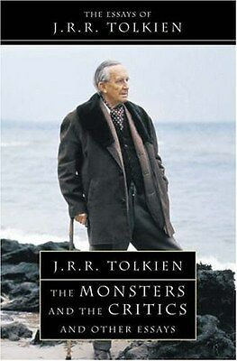 Monsters and the Critics 9780261102637 by J. R. R. Tolkien, Paperback, BRAND NEW