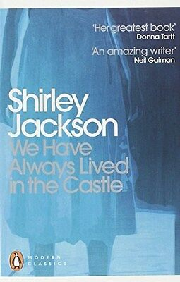 We Have Always Lived in the Castle 9780141191454 by Shirley Jackson, Paperback