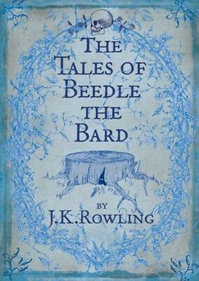 Tales of Beedle the Bard 9780747599876 by J. K. Rowling, Hardback, BRAND NEW