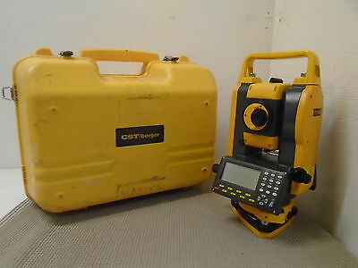 CST/berger 56-CST-205 Electronic Reflectorless Total Station