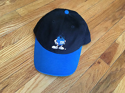 AWESOME NEW BOYS M&M's BLUE YOUTH HAT
