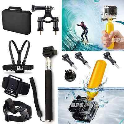 Accessories GoPro Pack Case Wrist Chest Head Strap Mout for Surf Hero 2 3 3+ 4