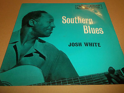 "Josh White "" Southern Blues "" Rare 7"" Ep Excellent Yep 9504 Mercury"